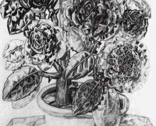 Цветы — Павел Филонов
