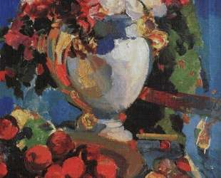 Цветы — Константин Коровин