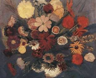 Flowers — Мартирос Сарьян