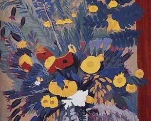 Flowers from Chamlych — Мартирос Сарьян