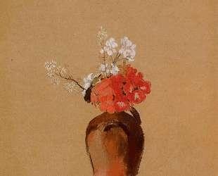 Цветы в горшке — Клод Моне