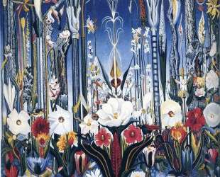 Flowers, Italy — Джозеф Стелла