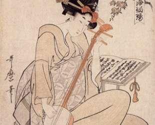 Flowers Of Edo — Китагава Утамаро