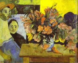 Цветы Франции — Поль Гоген