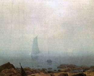 Fog — Каспар Давид Фридрих