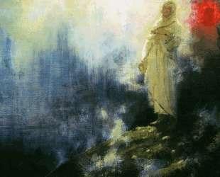Иди за мной, Сатано — Илья Репин