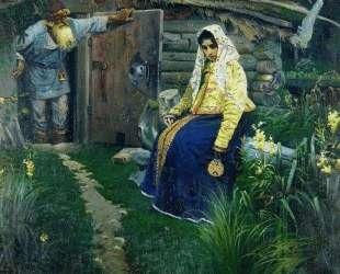 За приворотным зельем — Михаил Нестеров