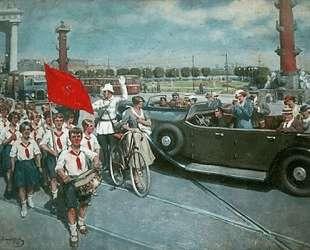 Foreigners in Leningrad — Иван Владимиров