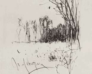 Опушка леса — Василий Кандинский