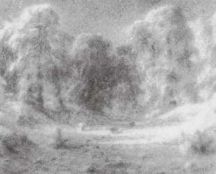 Лесная поляна — Архип Куинджи