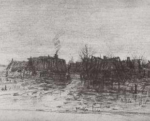 Забытая деревня — Архип Куинджи