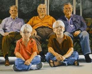 Four Generations of Dickie Men — Эрик Фишль