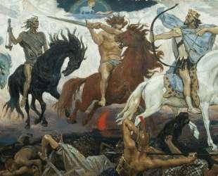 Four Horsemen of Apocalypse — Виктор Васнецов