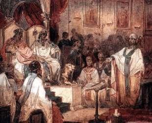 Четвертый Вселенский Халкидонский Собор — Василий Суриков