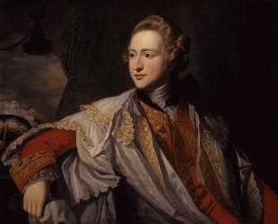 Francis Osborne, 5th Duke of Leeds — Бенджамин Уэст