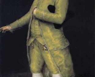 Francisco de Cabarrus — Франсиско де Гойя