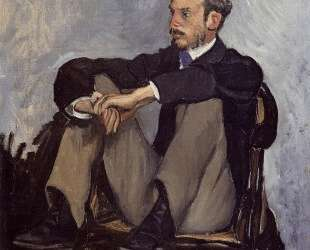 Frederic Bazille — Пьер Огюст Ренуар