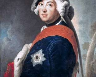 Frederick II of Prussia — Антуан Пэн