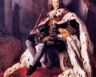 Frederik I of Prussia — Антуан Пэн