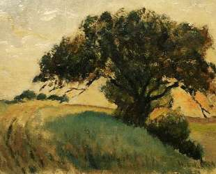 French Landscape — Уиллард Меткалф