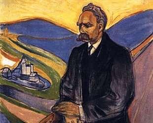 Фридрих Ницше — Эдвард Мунк