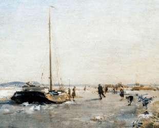 Frozen In Ship — Корнелис Вреденбург