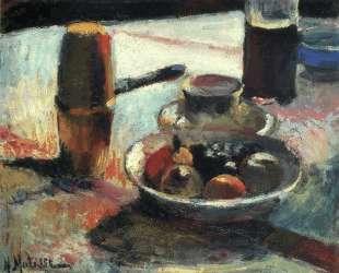 Fruit and Coffee-Pot — Анри Матисс