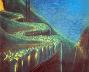 Похоронная симфония (VI) — Микалоюс Чюрлёнис