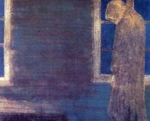 Похоронная симфония (VII) — Микалоюс Чюрлёнис