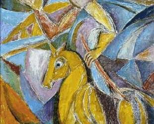 Футурист — Давид Бурлюк