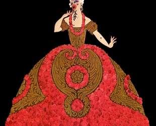 Ganna Walska in Manon 03 — Эрте