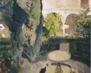 Garden of Lindaraja — Хоакин Соролья