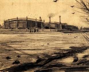 Gasworks — Винсент Ван Гог