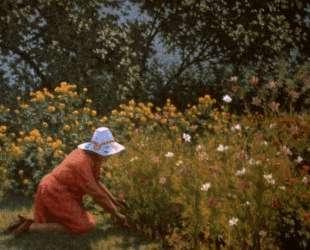Gathering Flowers — Ричард Уитни