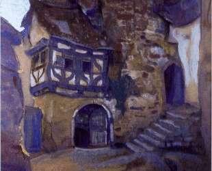 Усадьба в Гегстаде — Николай Рерих