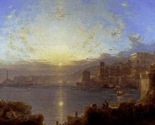 Genoa — Франц Рихард Унтербергер