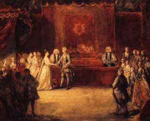 George III — Джошуа Рейнольдс