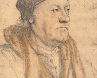 George Nevill, 3rd Baron Bergavenny — Ганс Гольбейн Младший