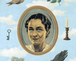 Georgette — Рене Магритт