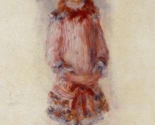 Georgette Charpentier Standing — Пьер Огюст Ренуар