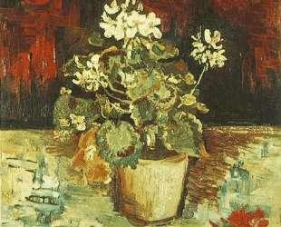 Geranium in a Flowerpot — Винсент Ван Гог