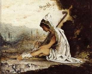 Giotto — Гюстав Моро