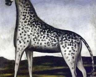 Жираф — Нико Пиросмани