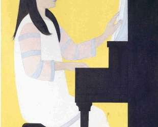 Girl at Piano — Уилл Барнет