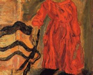 Girl in Red — Хаим Сутин
