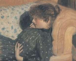 Girl on a Sofa — Филип Уилсон Стэр