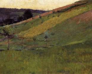 Giverny Hillside — Ги Роуз