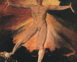 Радостный день или Танец Альбиона — Уильям Блейк