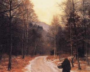 Glen Birnam — Джон Эверетт Милле