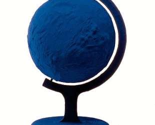Globe blue — Ив Кляйн
